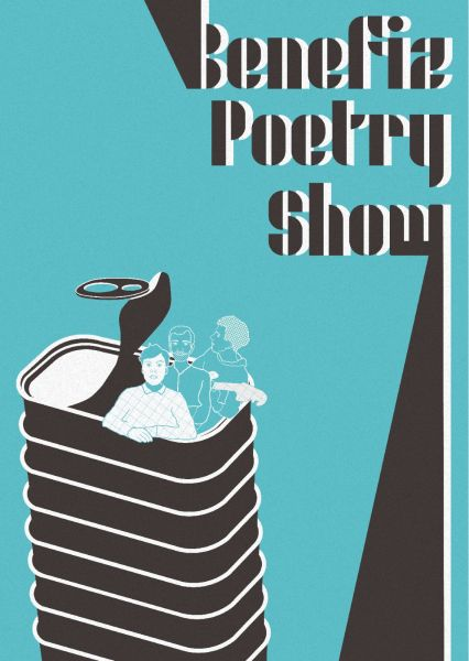 Benefiz Poetry Show