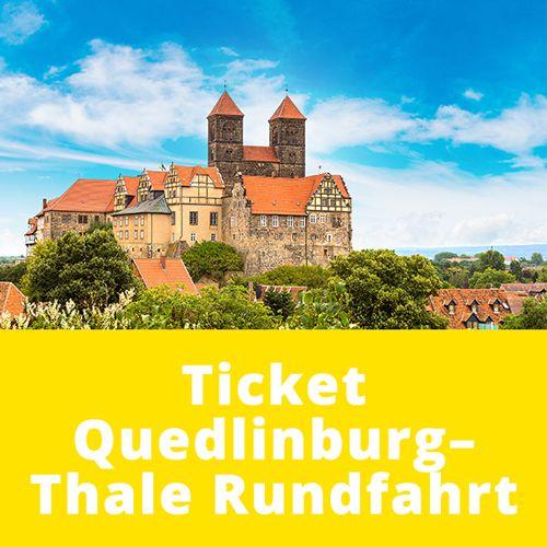 Quedlinburg Hexe Rundfahrt 05.10.2019